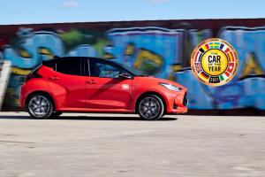 Toyota Yaris on Vuoden Auto 2021!