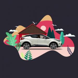Kun matka on yhtä tärkeä kuin määränpää. Nyt Corolla-mallistoon Hybridipaketti 0 € ja C-HR-mallistoon 990 € 🍃🌱🌿  Tervetuloa Toy...