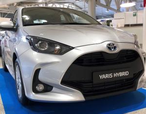 Upea vuoden auto Toyota Yaris koeajattevissa ja nähtävillä Toyota Kaivokselassa myös tänään lauantaina klo 10 - 16. Tervetuloa! ...