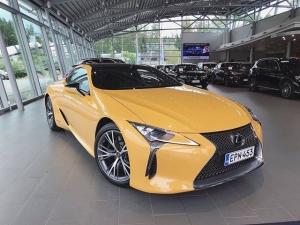 @ttnordic_fi: Lexus LC 500h Luxury 💛 -Lasikatto -Mark Levinson Premium Audio  www.tsushoauto.fi ☎️ 010 851 8430 📍 Martinkuja 6, Espoo  #lexus#lexussuomi#lexuslc#lexuslc500h#lc500h#hybrid#hybridcar#lexushybrid#premiumselection#autoliike#carsoffinland#ttnordic#tsushoauto#toyotakaivoksela