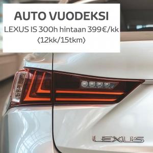 @toyotakaivoksela: AUTO VUODEKSI ✨  Ota yhteyttä 0108518330 tai lue lisää nettisivuiltamme www.ttnordic.fi  #lexus#lexusis#autovuodeksi#toyotakaivoksela#ttnordic