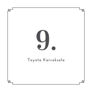 @toyotakaivoksela: LUUKKU 9.  ARVONTA ✨  Voita kaksi vapaalippua Rush-trampoliinipuistoon! Liput ovat voimassa vuoden loppuun ja ne tulee noutaa Toyota Kaivokselasta.  Osallistu arvontaan: ✔️ Kommentoimalla minkä Toyota automallin valitsisit itsellesi? ✔️Tykkäämällä kuvasta ✔️Seuraamalla @toyotakaivoksela tiliä  Arvonta suoritetaan 10.12.2019 klo 11.00 ja voittajille ilmoitetaan henkilökohtaisesti.  Instagram ei ole mukana arvonnassa.  #ttnordic #toyotakaivoksela #joulukalenteri2019 #joulukalenteri #arvonta #osallistuarvontaan #osallistujavoita