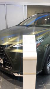Nyt se on täällä; täysin uusi Lexus NX. Tervetuloa Lexus Kaivokselaan!  Malli ennakkoesittelyssä tiistaihin asti. #lexus...