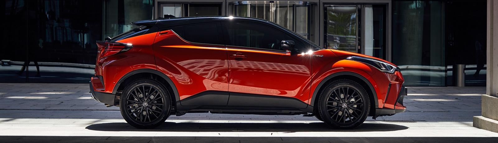 Toyota Chr Hybrid >> Uusi Chr Hybrid Toyota Tsusho Nordic Oy